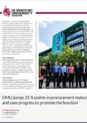 DMU Case Study Image